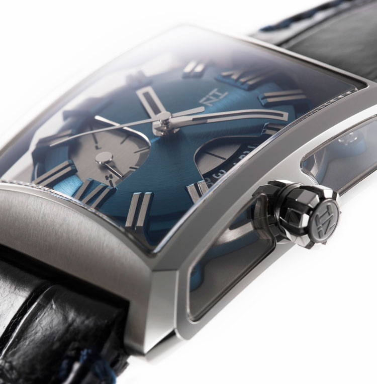 10th Anniversary Limited Edition - FIVE WINDOWS - Power Reserve Indicator