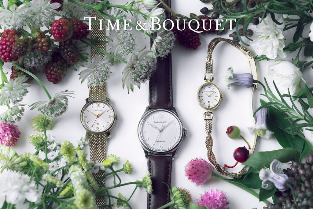 TIME&BOUQUET - タイムアンドブーケ